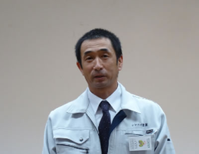 代表取締役 松尾真司